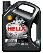 SHELL Ultra Extra 5W30  синтетическое масло (4л) (шт)