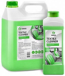 "Очиститель салона ""TEXTYLE CLEANER"" концентрат(5.4кг)  (Арт -125228) GraSS Очиститель салона ""TEXTYLE CLEANER"" концентрат(5.4кг)  (Арт -125228)"